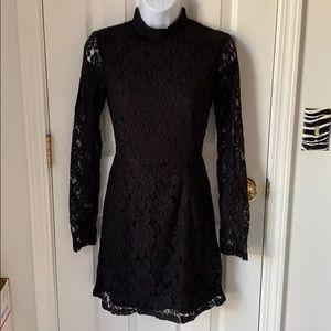 Beautiful long sleeve lace dress